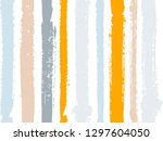 vertical stripes of thick and...   Shutterstock .eps vector #1297604050