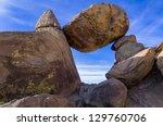 "The Famous ""balanced Rock""..."