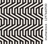 vector seamless pattern. modern ... | Shutterstock .eps vector #1297660930