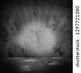 empty photo room   Shutterstock . vector #1297721380