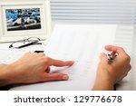 business concept  ... | Shutterstock . vector #129776678
