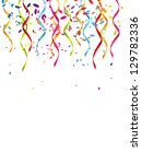 party background with place for ... | Shutterstock .eps vector #129782336