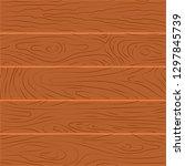 wood texture background. five... | Shutterstock .eps vector #1297845739