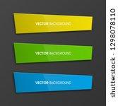 vector graphic design banner...   Shutterstock .eps vector #1298078110
