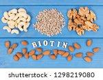 nutritious different... | Shutterstock . vector #1298219080