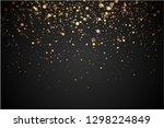 light sparkle background | Shutterstock .eps vector #1298224849