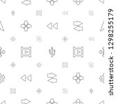 next icons pattern seamless... | Shutterstock .eps vector #1298255179
