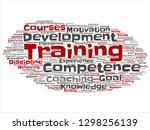 vector concept or conceptual... | Shutterstock .eps vector #1298256139