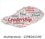 vector concept or conceptual... | Shutterstock .eps vector #1298261140