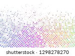 light multicolor  rainbow... | Shutterstock .eps vector #1298278270