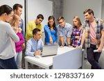 education  high school ...   Shutterstock . vector #1298337169