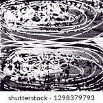distressed background in black... | Shutterstock . vector #1298379793
