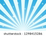 abstract comic cartoon sunlight ... | Shutterstock .eps vector #1298415286