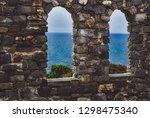 italy  portovenere  the old... | Shutterstock . vector #1298475340