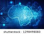 2d illustration concept of... | Shutterstock . vector #1298498083
