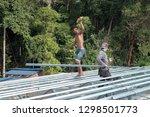 muadzam shah  malaysia  ...   Shutterstock . vector #1298501773