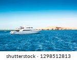 red sea coast shore in the ras... | Shutterstock . vector #1298512813