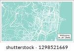 wollongong australia city map... | Shutterstock .eps vector #1298521669