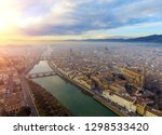 aerial. panorama of the city of ... | Shutterstock . vector #1298533420