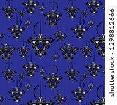berber jewellery symbol pattern ... | Shutterstock .eps vector #1298812666