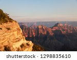 scenic view of grand canyon... | Shutterstock . vector #1298835610