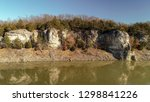 Lake Cliffs During The Fall At...