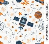vector illustration on the...   Shutterstock .eps vector #1298884360