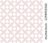 subtle raster seamless pattern. ... | Shutterstock . vector #1298903560