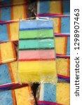sponges  cleansing. shop ... | Shutterstock . vector #1298907463