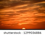 right before the sunset | Shutterstock . vector #1299036886