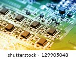 pcb | Shutterstock . vector #129905048