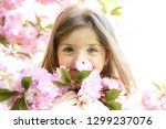 springtime. weather forecast.... | Shutterstock . vector #1299237076