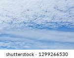 white clouds on blue sky | Shutterstock . vector #1299266530