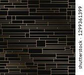 vector geometric creative... | Shutterstock .eps vector #1299361399