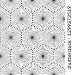 vector seamless pattern....   Shutterstock .eps vector #1299373519