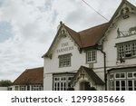 hayward heaths  england  ... | Shutterstock . vector #1299385666