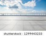 panoramic skyline and modern... | Shutterstock . vector #1299443233