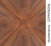 crotch mahogany veneer... | Shutterstock . vector #1299458206