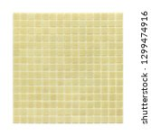 square background wall mosaic...   Shutterstock . vector #1299474916