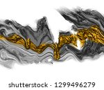 creative abstract hand painted...   Shutterstock . vector #1299496279
