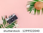 Creative Flat Lay Top View Of...