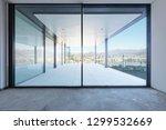 luxury apartment overlooking...   Shutterstock . vector #1299532669
