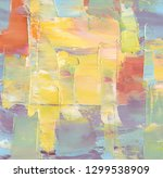 pastel color abstract...   Shutterstock . vector #1299538909