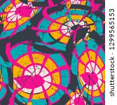 seamless abstract color pattern ... | Shutterstock .eps vector #1299565153