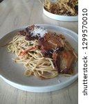 Spaghetti Aglio E Olio With...