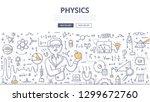 doodle vector concept of... | Shutterstock .eps vector #1299672760