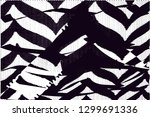 distressed background in black... | Shutterstock . vector #1299691336