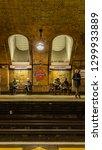 baker street  london   uk  ...   Shutterstock . vector #1299933889