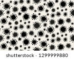 blots seamless pattern.... | Shutterstock .eps vector #1299999880