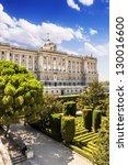 Madrid Royal Palace  Palacio De ...